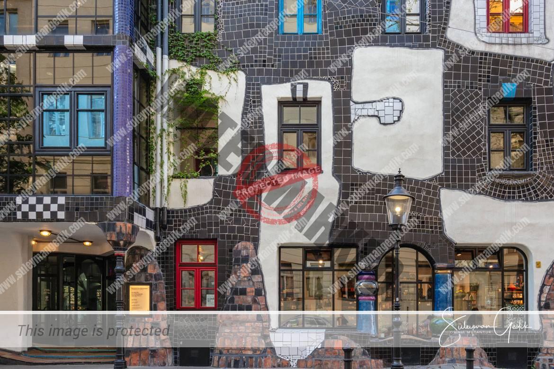 Hundertwasser Museum Vienna Wien Austria