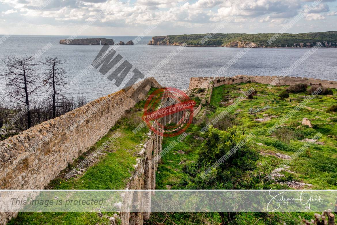 Pylos Castle Messinia Greece Medieval Peloponnese