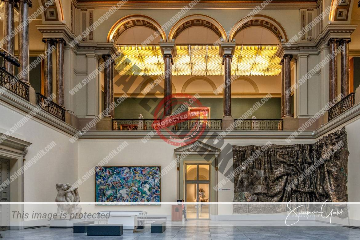 Royal Museums of Fine Arts Brussels Belgium