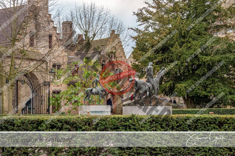 Groeninge Museum Brugge Bruges Belgium Arts Flemish