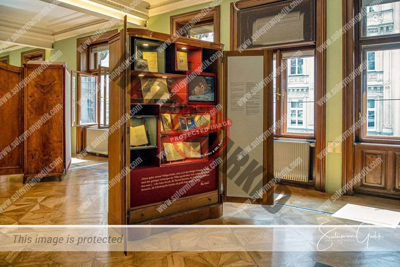 Siegmund Freud Museum Vienna Wien Psychoanalysis