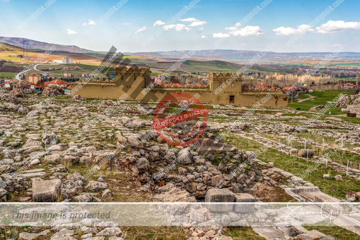 Hattusha Corum Turkey Hittites Archaeological Ancient