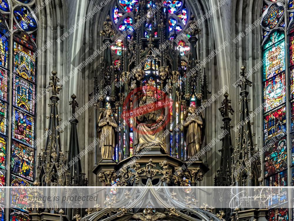 Maria am Gestade Vienna Wien Austria Church Christian Catholic