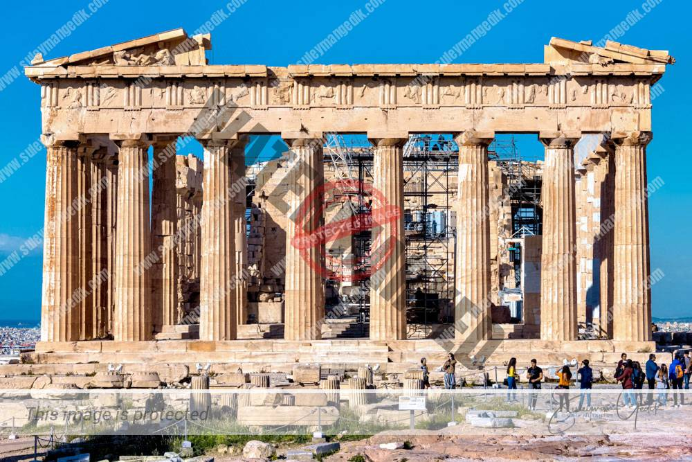 Acropolis Athens Greece Archaeological