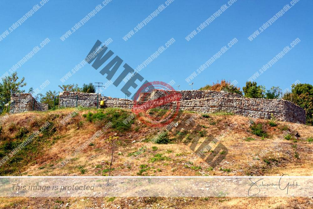 Ancient Fortress Montana Bulgaria Montana District Roman Limes Archaeological
