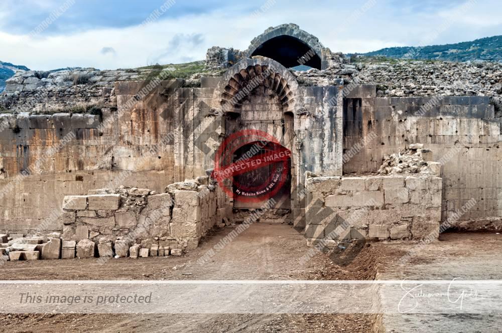 Anatolian Seljuk Sultan Keykubat Bin Keyhusrev