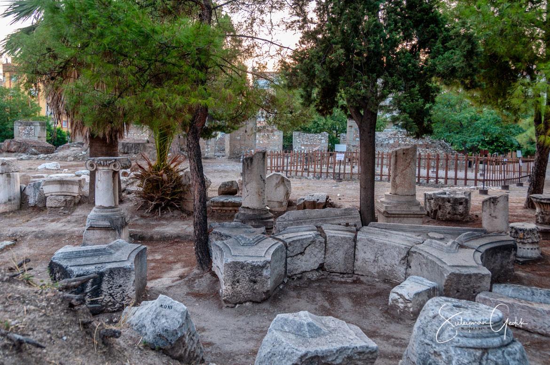 Thyateira Church Lydia Akhisar Manisa Turkey Ancient Greek Roman