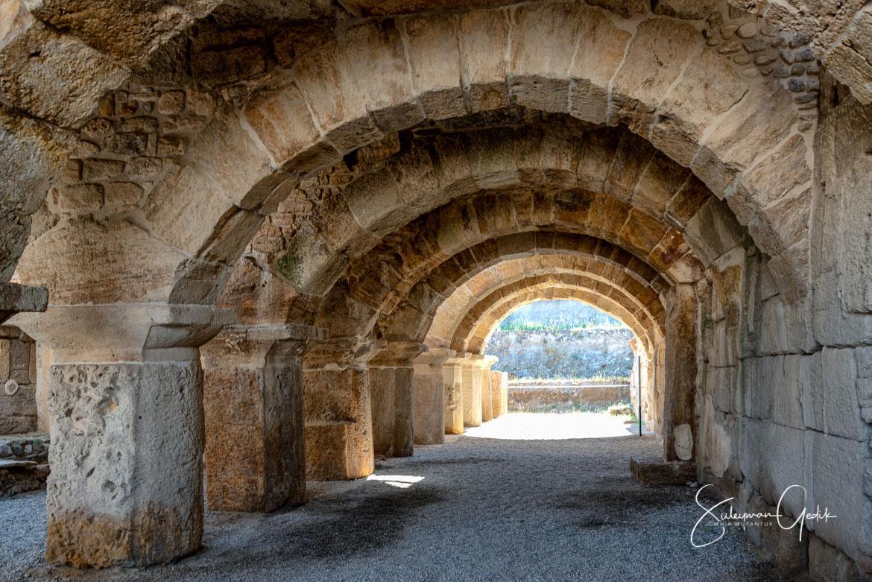 Tripolis Caria Denizli Turkey Ancient Greek Archaeological
