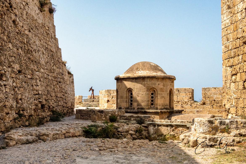Kyrenia Castle Cyprus Medieval Byzantium