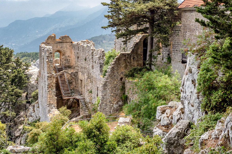 St. Hilarion Castle Kyrenia Medieval Cyprus
