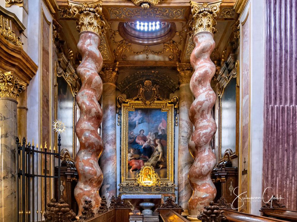 Jesuitenkirche Vienna Wien Austria Jesuit Church Baroque Christian Catholic
