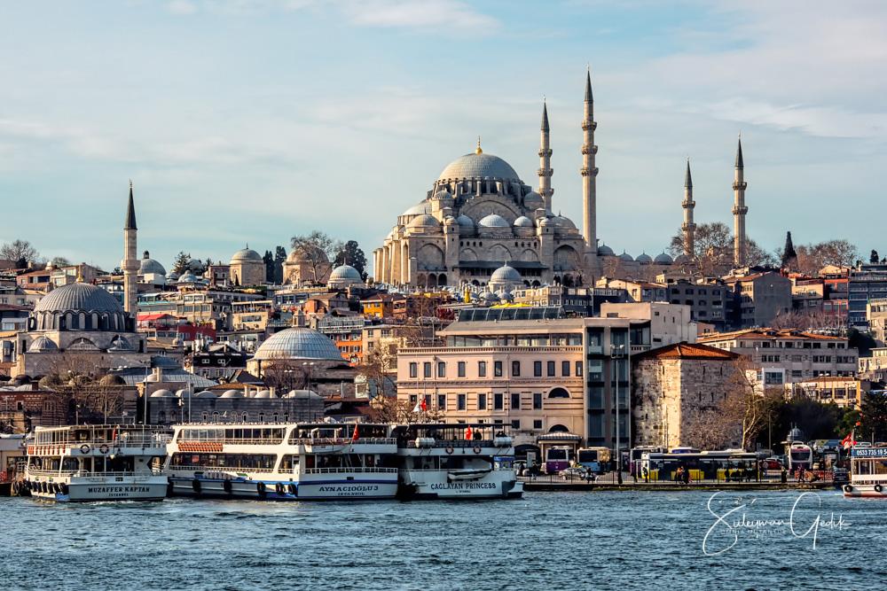 Muslim Religious Sinan Architect Eminönü