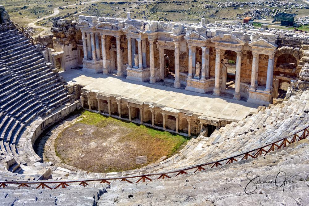 Ancient Greek Roman Archaeological Denizli Turkey